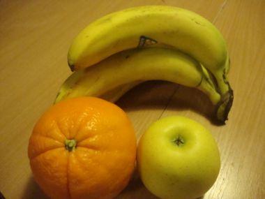 Ovocný punč teplý
