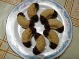 Křehké ořechové rohlíčky recept