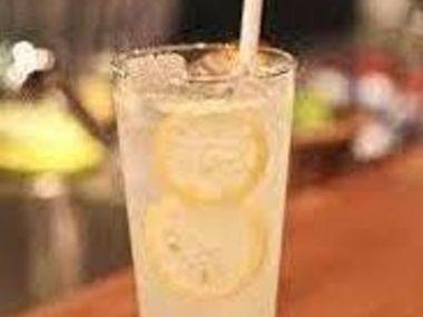 Heiße Lemonade