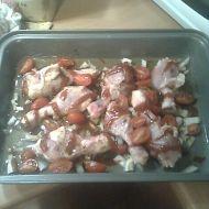 Kuře po arabsku recept