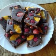 Kakaovo-ovocná buchta recept