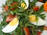Salát ze šruchy a rukoly recept