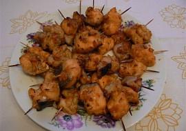 Rybí kousky v paprikové marinádě recept