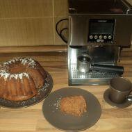 Křehký perníkový koláč recept