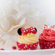 Minnie cupcake recept