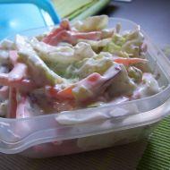 Listový salát s majonézou recept