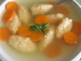 Mrkvové noky do polékvy recept
