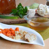 Domácí zeleninový vývar recept