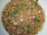 Polévka čočkovice na kyselo recept