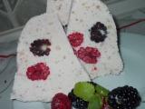 Letní osvěžující pochoutka s ovocem recept