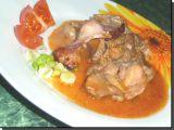 Minutkový kuřecí guláš recept