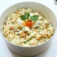 Chutný bramborový salát recept