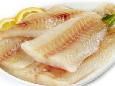 Ryba s kari kořením