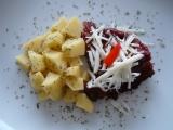 Zapečené rybí filé s rajčatovým kečupem a křenem recept ...