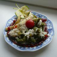 Rýže zapečená se zeleninou recept