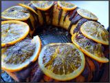 Mramorovaný věnec s kandovaným pomerančem recept ...