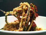 Cuketové špagety s rajčatovou omáčkou recept