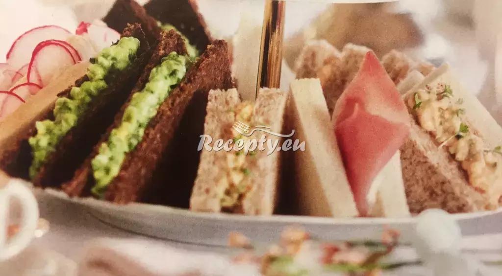 Toasty prosciutto s rukolou recept  topinky, toasty, sendviče ...