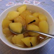 Medová jablíčka recept