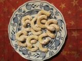 Mandlové rohlíčky 2003 recept