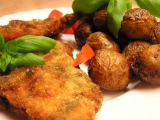 Kuřecí bylinkové řízky recept