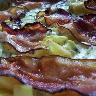 Zapékané těstoviny se slaninou recept