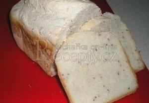 Jednoduchý chleba z kvasnic