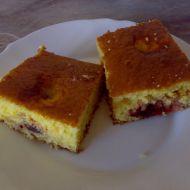 Bublanina s višněmi recept