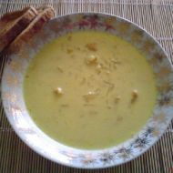 Rybí polévka se smetanou recept