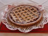 Linecký koláč s marmeládou recept