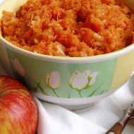 Mrkvový salát s jablky recept