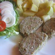 Brokolicová sekaná recept