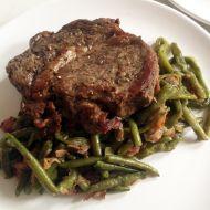 Hovězí rib eye steak recept