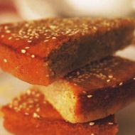 Citrusový medový koláč recept