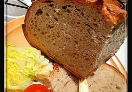 Chléb paní Bednářové :o) recept