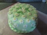 Kytičkové dortíky recept