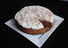Dýňový koláč s krémem recept