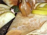 Palačinky z jablkového těsta recept