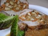 Vepřová tyčinková roláda recept