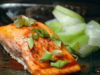Rybí filé grilované