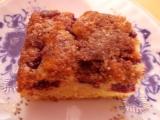 Bublanina s višněmi a se skořicí recept