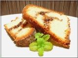Bábovka s ořechovou drobenkou recept