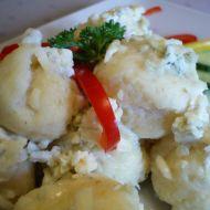 Jemné tvarohové knedlíčky se sýrem recept