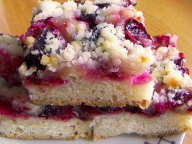 Švestkový koláč (táč)