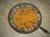Krabí polévka s bylinkami recept