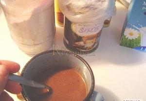 Čokoládová poleva na zmrzlinu, pudink apod.
