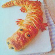 Štrúdl krokodýl recept