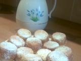 Písková bábovka(mufínky) recept