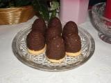 Vosí hnízda ořechová recept