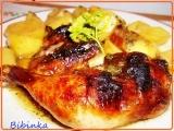 Zázvorové kuře přelité marinádou recept